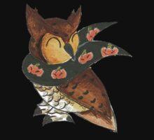 Happy Owl-o-Ween! Baby Tee