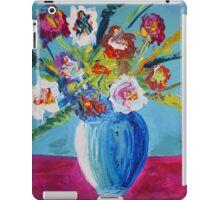 """Blue Vase Series """"Waiting Spring"""" iPad Case/Skin"""