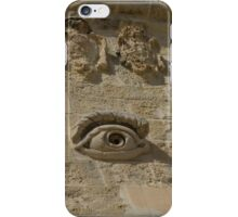 Maltese Symbols - Eye Of Osiris For Luck And Protection iPhone Case/Skin
