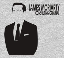 Jim Moriarty - Consulting Criminal by turkfox