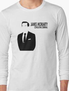 Jim Moriarty - Consulting Criminal Long Sleeve T-Shirt