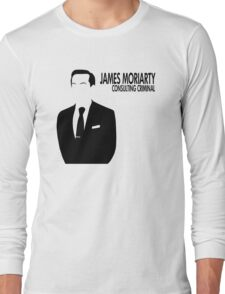 Jim Moriarty - Consulting Criminal Long Sleeve T-Shirt