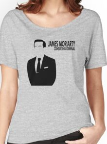 Jim Moriarty - Consulting Criminal Women's Relaxed Fit T-Shirt