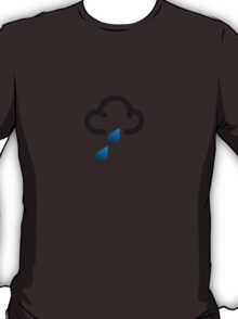 The weather series - Heavy Rain T-Shirt
