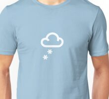 The weather series - Heavy snow Unisex T-Shirt