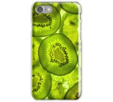 A cool looking Kiwi and Lemon Phone Case iPhone Case/Skin