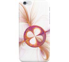 4-leaf clover iPhone Case/Skin