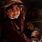 The Little Shepherd Girl by Mark Grech