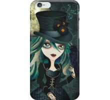 Raven's Moon iPhone Case/Skin