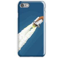 Space Shuttle Challenger iPhone Case/Skin