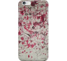 Red and Whimsical iPhone Case/Skin