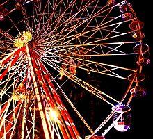 Edinburgh Ferris Wheel by matt25od88