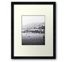Rainscape  Framed Print