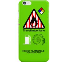 Trimethylpentane iPhone Case/Skin