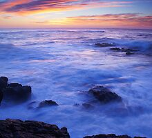 Ocean Sunrise by Eric Full