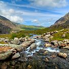 Welsh Valley by Adrian Evans