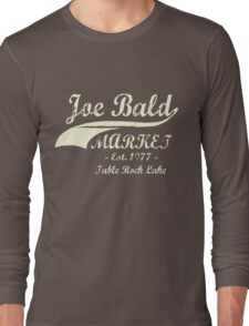 Joe Bald Market Long Sleeve T-Shirt