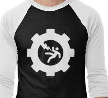 """The Dead Gear - """"Bolt"""" Men's Baseball ¾ T-Shirt"""