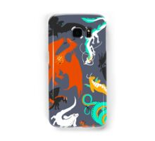 A Flight with Dragons Samsung Galaxy Case/Skin