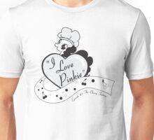 I Love Pinkie Unisex T-Shirt