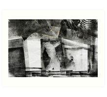 Venus Trapped Art Print