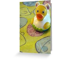 Quacky Easter... Greeting Card