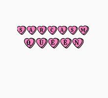 sarcasm queen hate hearts Unisex T-Shirt