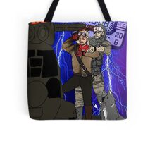 Back to the Metal Gear Tote Bag