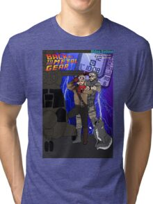 Back to the Metal Gear Tri-blend T-Shirt