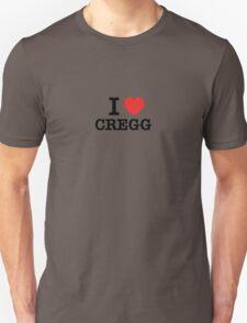 I Love CREGG T-Shirt