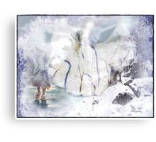 Let me rediscover you Canvas Print