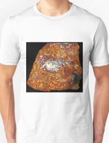Death Valley Plume Agate Unisex T-Shirt