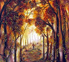 Autumn Memories by Linda Callaghan