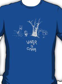 Jon and Ghost (dark shirts) T-Shirt