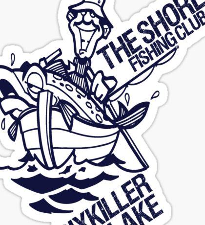 Sixkiller Lake Sticker