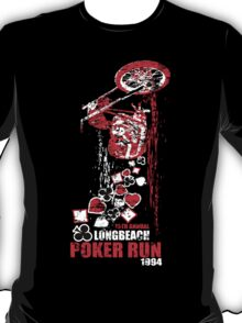 Long Beach Poker Run T-Shirt