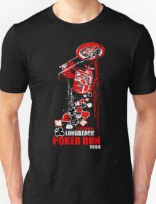 Long Beach Poker Run Unisex T-Shirt
