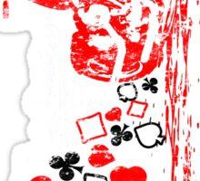 Long Beach Poker Run Sticker