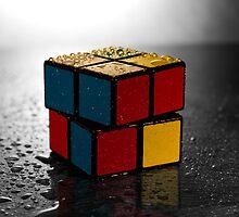 Rubik's Cube by MatsJacobsen