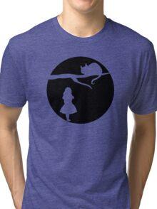 Alice in Wonderland. Tri-blend T-Shirt