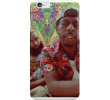 Meechy n Juice trippy iPhone Case/Skin
