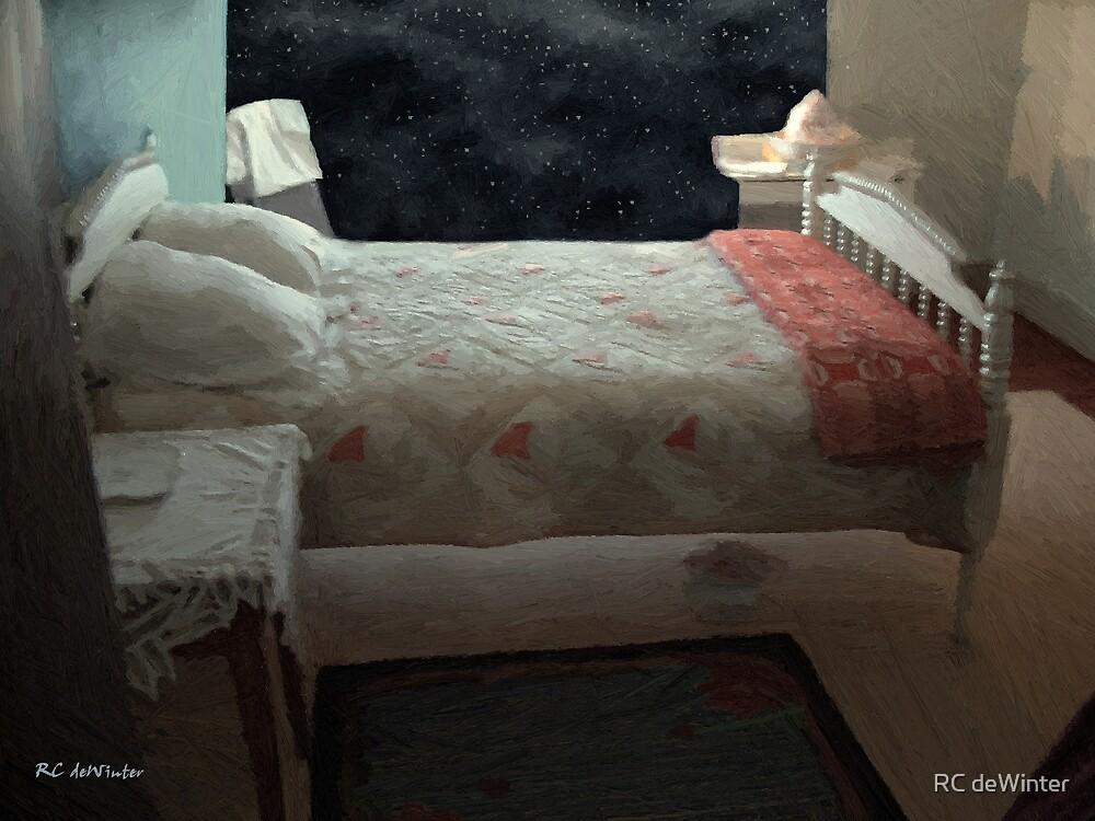 Celestial Retreat by RC deWinter