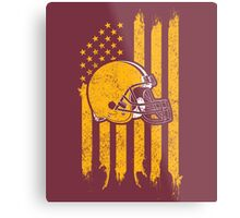 Show Your Love For Washington Football. Metal Print