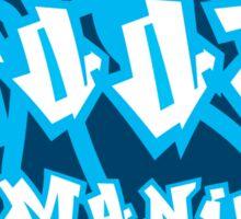 Hoops Mania Sticker