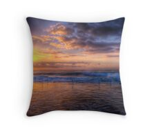 Bogey Hole - Newcastle NSW Throw Pillow
