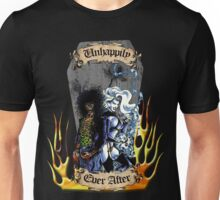 Unhappily Ever After - Lady Death & Evil Ernie Unisex T-Shirt
