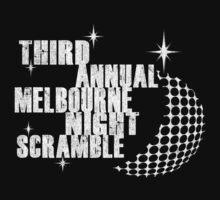 Night Scramble by gregbukovatz