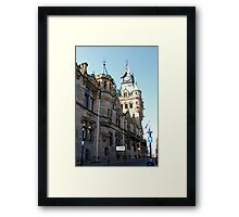 City Chambers Framed Print