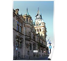 City Chambers Poster