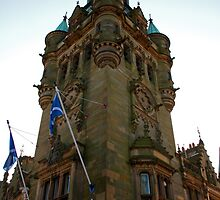 City Chambers Tower by Tom Gomez